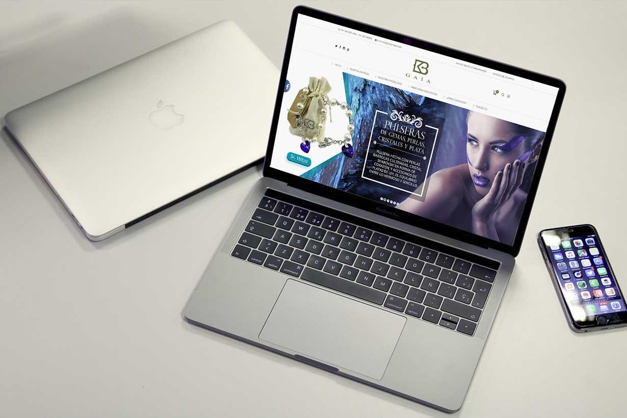 Diseño de Páginas Web Lima Perú